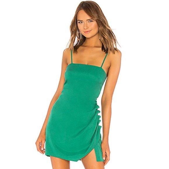 Lovers + Friends Revolve Ellis Mini Dress